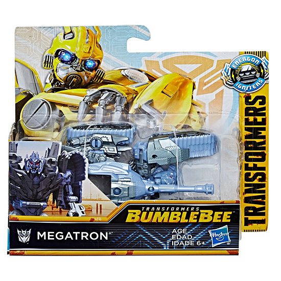 Bumblebee - Energon Igniters Power Series Megatron Transformers Action Figure