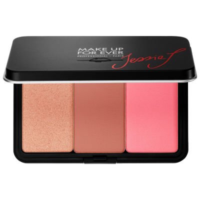 MAKE UP FOR EVER Jessie J Artist Face Color Trio Palette