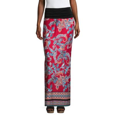 Alyx Womens Long Maxi Skirt