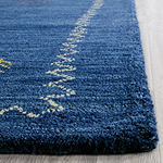 Safavieh Himalaya Collection Leo Solid Runner Rug