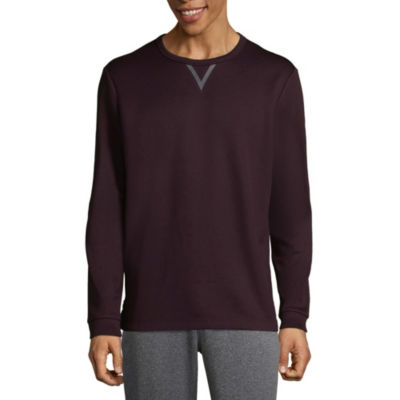 Msx By Michael Strahan Long Sleeve Crew Neck T-Shirt