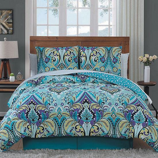 Avondale Manor Misha 8-pc. Complete Bedding Set