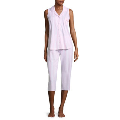 Laura Ashley Capri Pajama Set