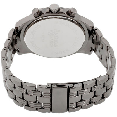 Womens Gray Watch-Am4020bk50-003