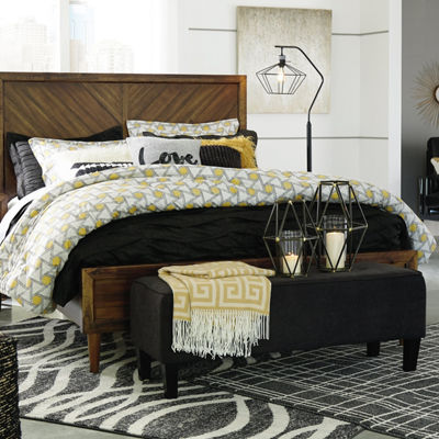 Signature Design by Ashley® Parker Panel Bed