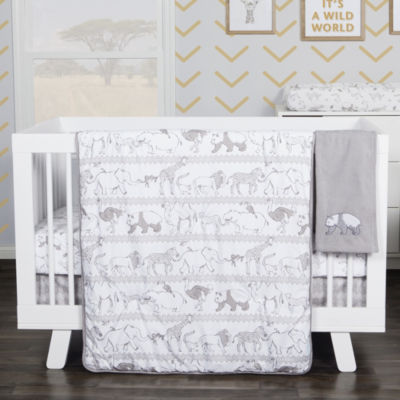 Waverly Congo Line 5-pc. Crib Bedding