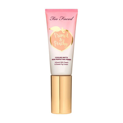 Too Faced Primed & Peachy Cooling Matte Perfecting Primer Mini – Peaches and Cream Collection