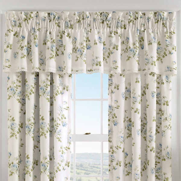 Queen Street Rosalind Tailored Valance
