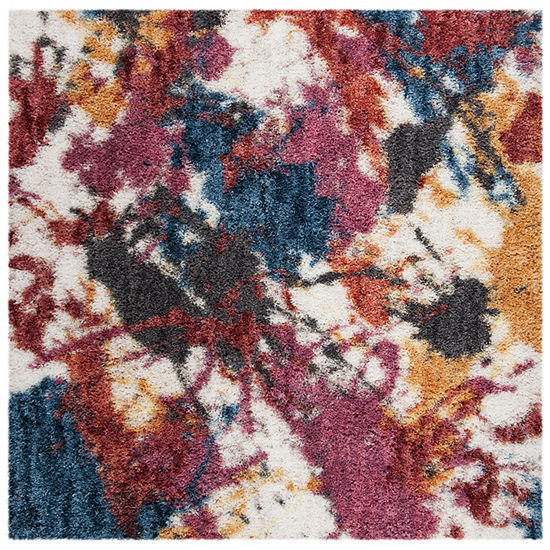 Safavieh Gypsy Collection Vaska Abstract Square Area Rug