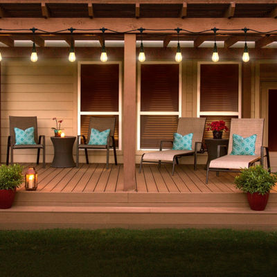 Westinghouse Bluetooth-Enabled LED Cafe String Lights