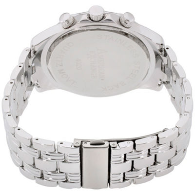 Womens Silver Tone Watch-Am4020s50-033