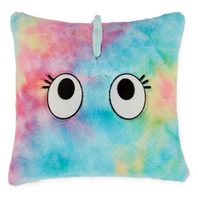 Arizona Dino Tie Dye Pillow
