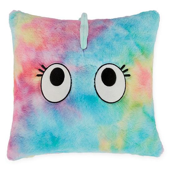 Arizona Dino Tie Dye Pillow