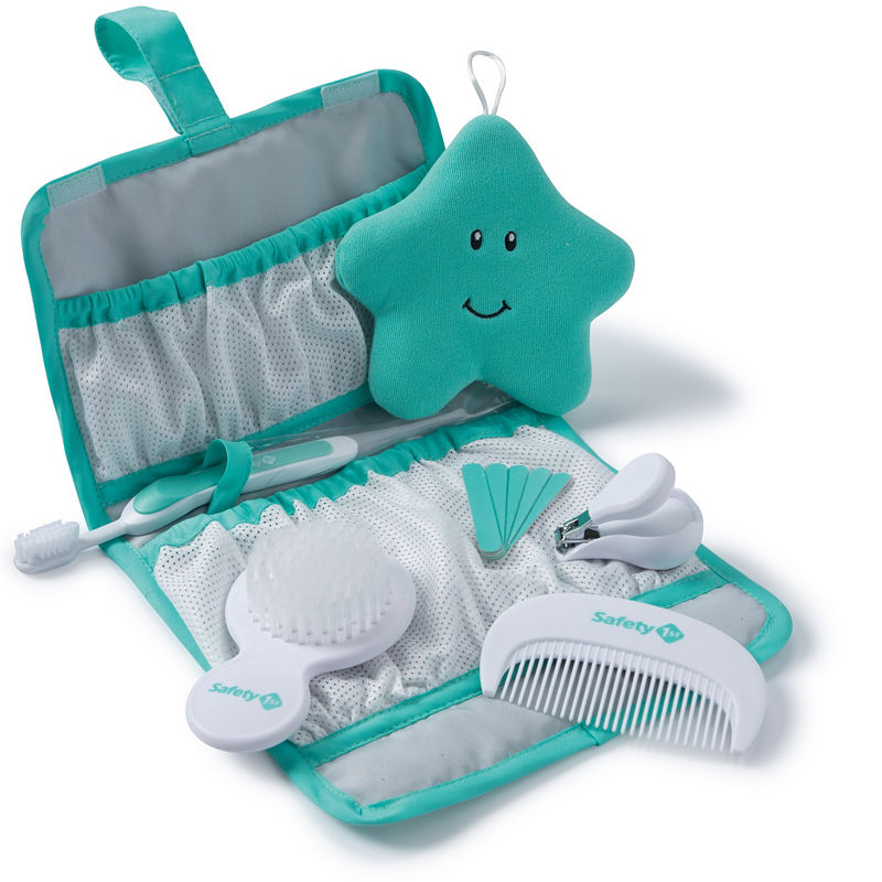 Safety 1st 6-pc. Baby Grooming Kit, Seafoam Green, One Size