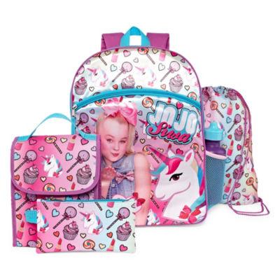 Jojo 5pc Backpack Set