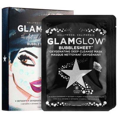 GLAMGLOW The Art of Glowing Skin Bubble Party Set