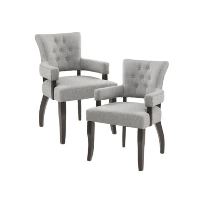INK+IVY Orlando Dining Arm Chair Set Of 2