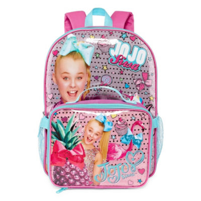 Jojo Backpack with Lunch Tote Set