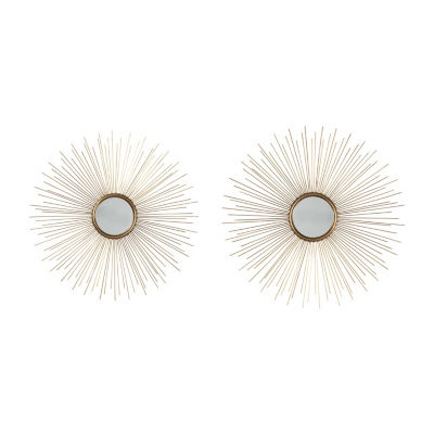 Signature Design by Ashley® Set of 2 Doniel Wall Mirrors