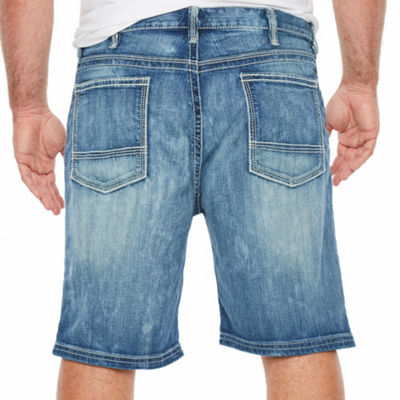 The Foundry Big & Tall Supply Co. Mens Denim Shorts - Big and Tall