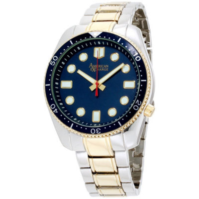 Womens Multicolor Bracelet Watch-Am4024s50-165