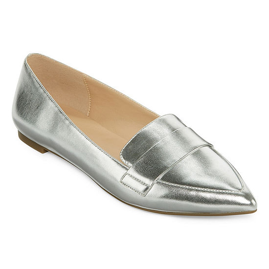 cad3f24042b98 a.n.a Womens Glen Ballet Flats Slip-on Pointed Toe - JCPenney