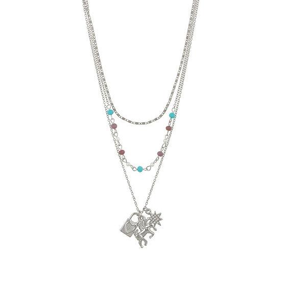 Decree 3-pc. 16 Inch Link Pendant Necklace