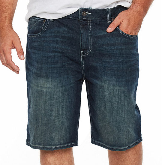 The Foundry Big & Tall Supply Co. Mens Denim Short - Big and Tall