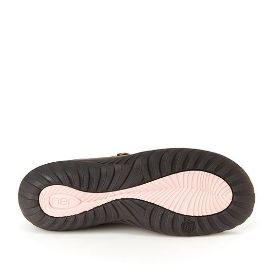 J Sport By Jambu Womens Crimson Slip-On Shoe Round Toe