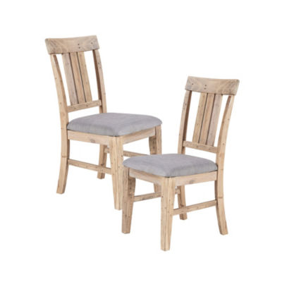 INK+IVY Sonoma Dining Side Chair Set Of 2