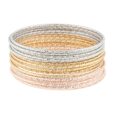 Decree Bangle Bracelet