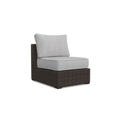 Outdoor by Ashley® Alta Grande Armless Patio Chair with Cushion
