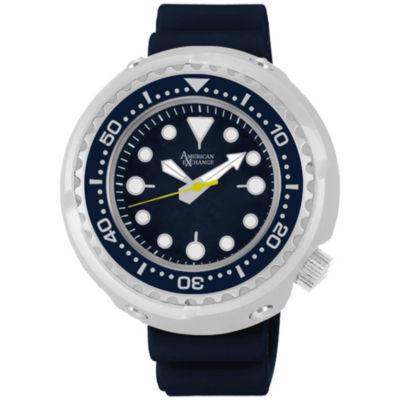 Womens Blue Bracelet Watch-Am4025s50-007