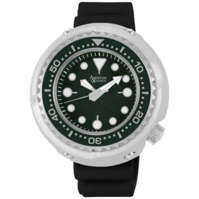 Womens Silver Tone Bracelet Watch-Am4025s50-599