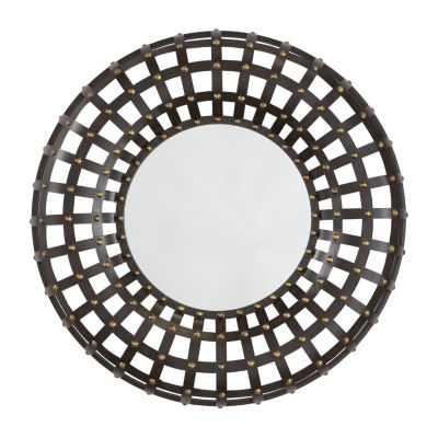 Signature Design by Ashley® Ogier Round Wall Mirror