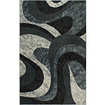 Home Dynamix Catalina Huron Abstract Rectangular Rug