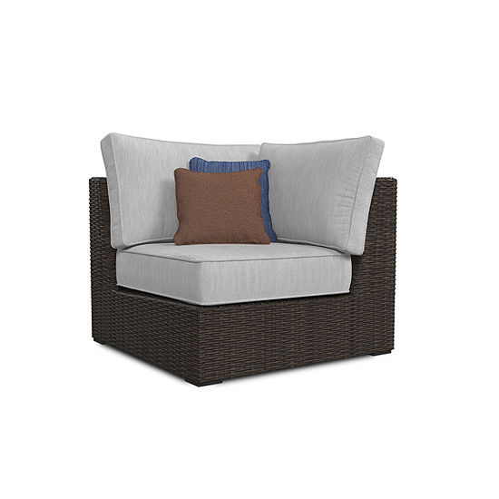 Outdoor by Ashley® Alta Grande Corner with Cushion