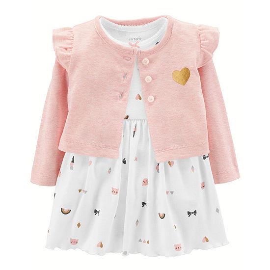 Carter's Girls 2-pc. Baby Clothing Set-Baby