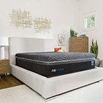 Sealy® Hybrid Silver Chill Firm - Mattress + Box Spring