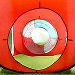 Hey! Play! Kids Pop Up Tent; Cube; and Tunnel