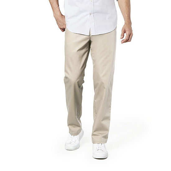 f1c60acaca0 Dockers® Straight Fit Signature Khaki Lux Cotton Stretch Pants D2 - JCPenney