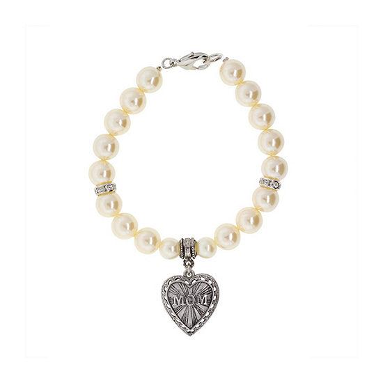 1928 Mother's Day Items Womens Stretch Bracelet