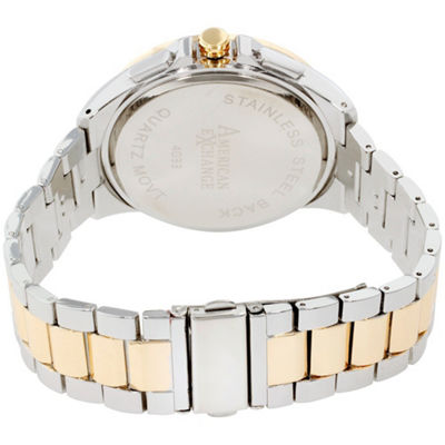 Womens Multicolor Watch-Am4033s50-165
