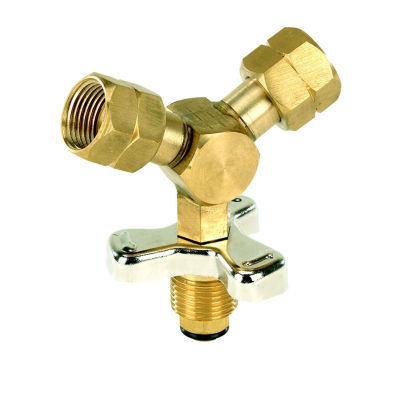 Stansport Y Connector - Bulk Tank Female Fittings
