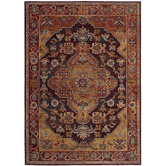Safavieh Harmony Collection Carver Oriental Area Rug