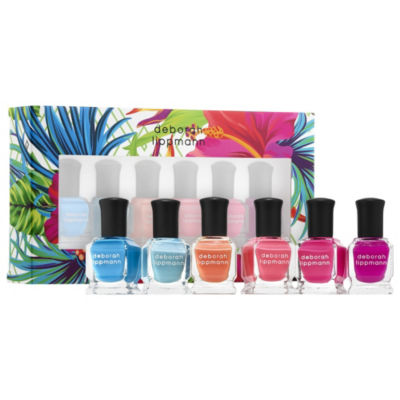 Deborah Lippmann Welcome to Paradise Nail Set