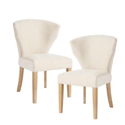 Madison Park Marina Dining Chair Set Of 2