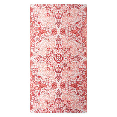 JCPenney Home Henna Bath Towel Collection