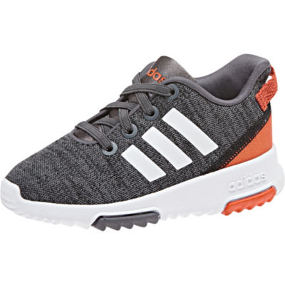 adidas Cf Racer Unisex Kids Running Shoes Lace-up