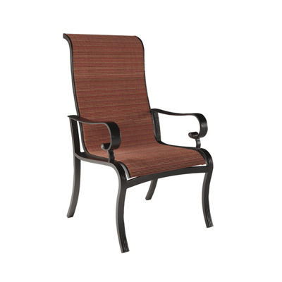 Outdoor by Ashley® Apple Town Set of 2 Sling Patio Chairs